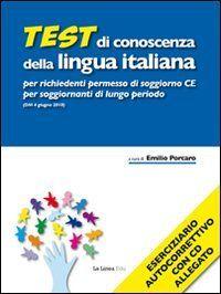 Test di conoscenza della lingua italiana per richiedenti ...