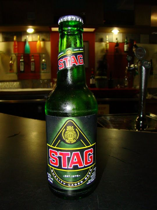 Stag beer in canada