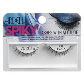 Ardell Spiky Lashes #388 Zwart