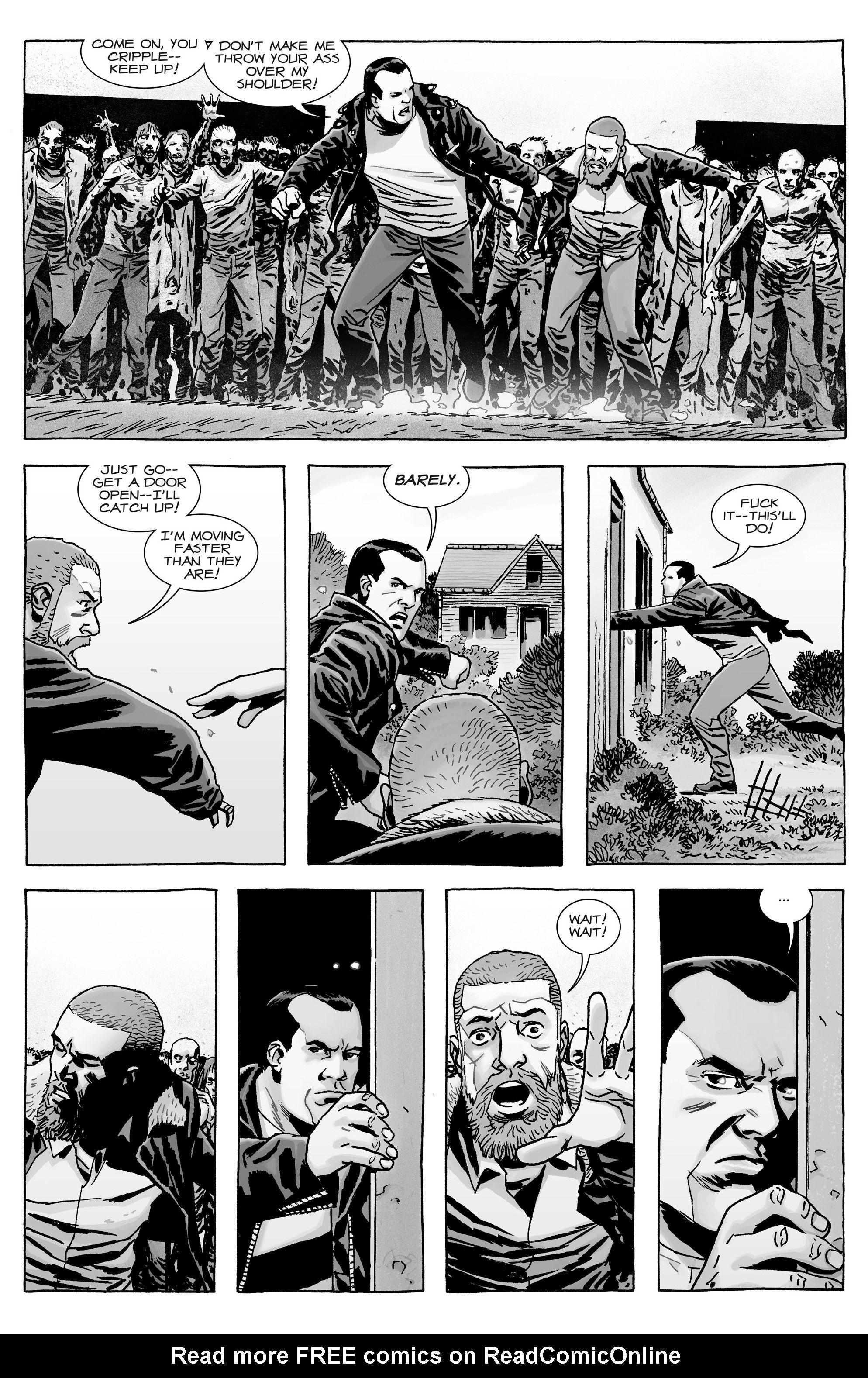 The Walking Dead Issue #164 - Read The Walking Dead Issue