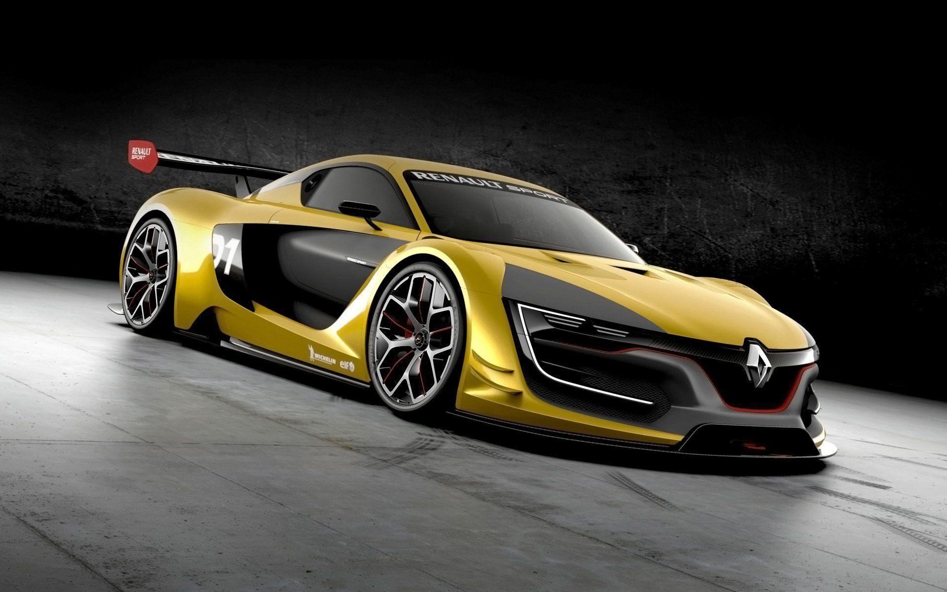 Wallpapers sportscar, supercar, motorsport, yellow, sports