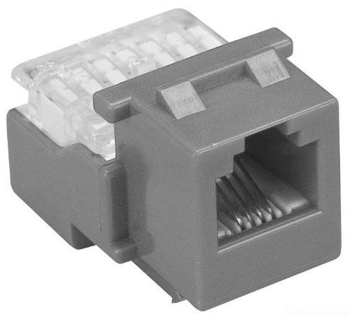Allen Tel AT28-14 Category 3 Compact Jack Module, Grey, 1 Port, EIA/TIA 568A/B Wiring, 110 Termination, 8 Conductor by Allen Tel. $8.05. From the Manufacturer                Designed to Perform -- Allen Tel Products, Inc. offers a complete solution of high performance communication modules for copper, fiber and CATV/Video applications. Our Versatap modular products are designed for maximum performance, interoperability, reliability and ease of installation. Channel Perfo...