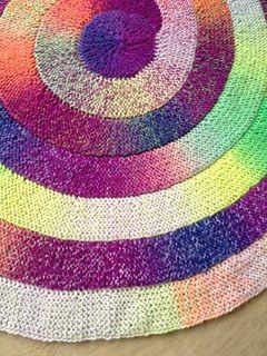 Ten Stitch Twist For Loom Knitters Pattern By Charity