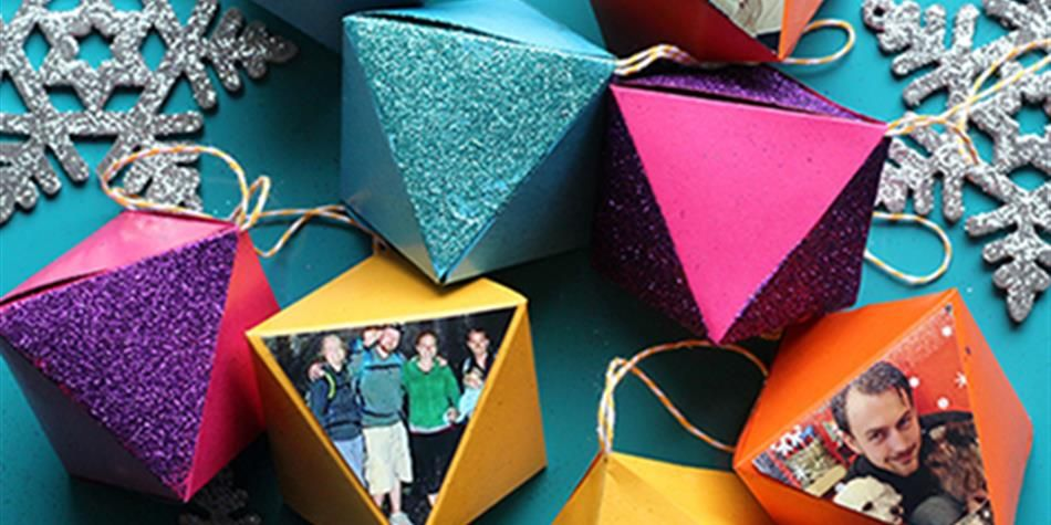 Deck the Halls with Mod Podge Holiday DIYs