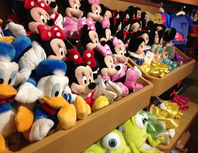 Image result for disney world plush