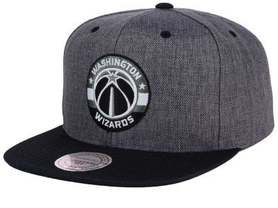 online store ac687 bde7a ... sale washington wizards mitchell and ness nba cation 2tone snapback cap  33fe5 91d39