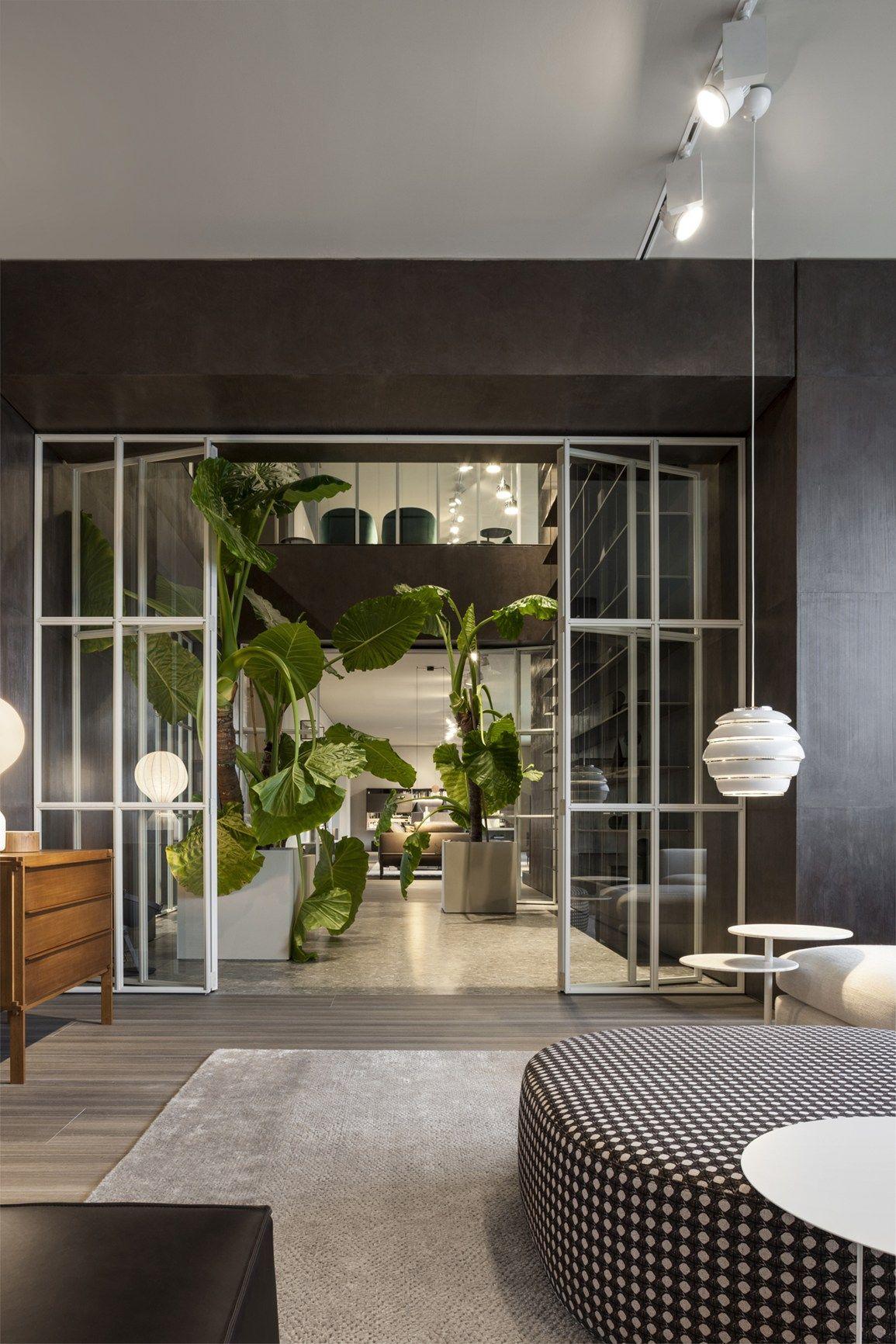 Vincent Van Duysen Molteni C Showroom # Meuble Tv Oceania
