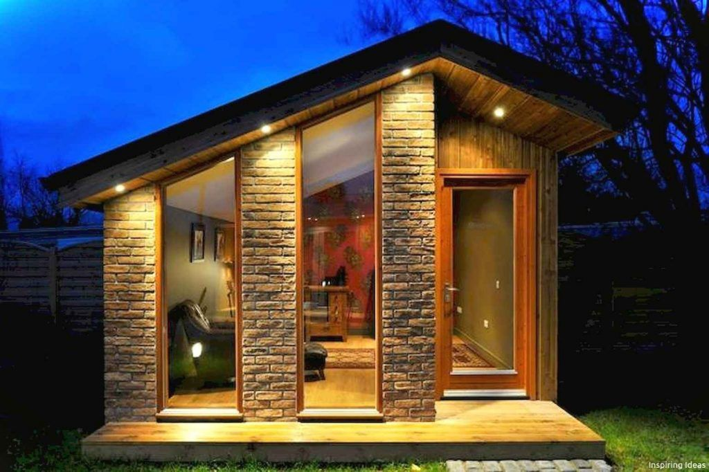 60 Beautiful Small Cottage House Exterior Ideas Cottage House Exterior Tiny House Design Small Cottage Homes