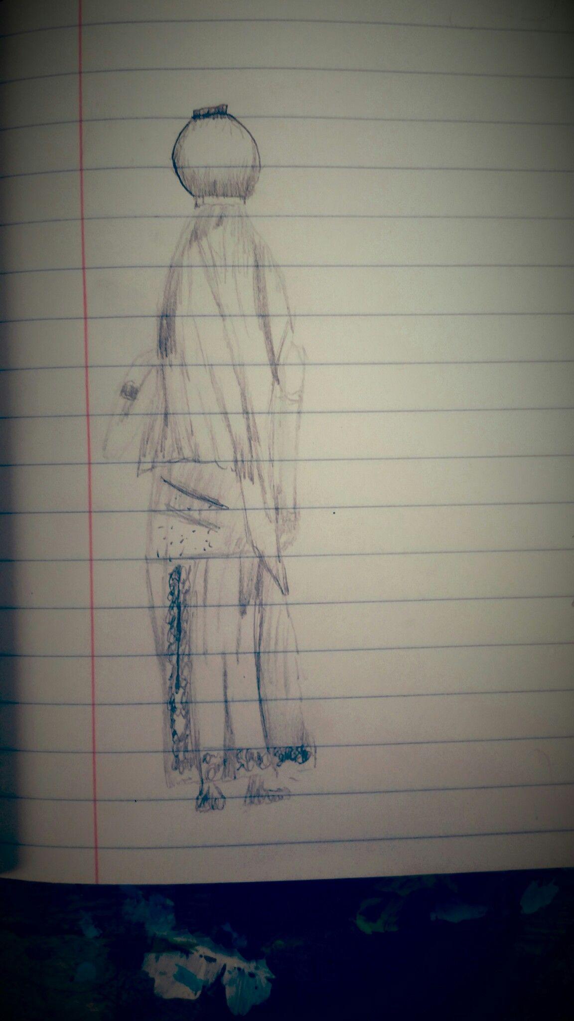 Women sketch by Nestor Torres #doodle #art