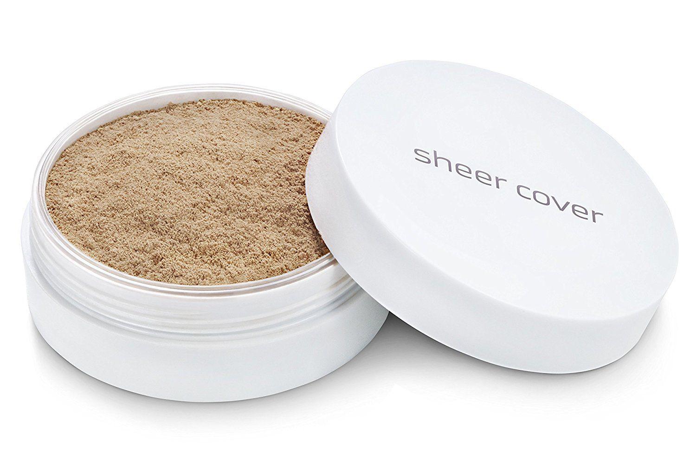 Sheer Cover Perfect Shade Mineral Foundation Medium Shade
