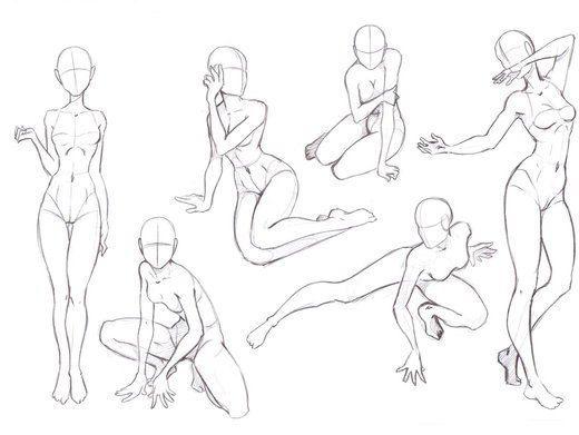 Pin de Andrea Palomino en Draw | Pinterest | Dibujo, Anatomía y Bocetos