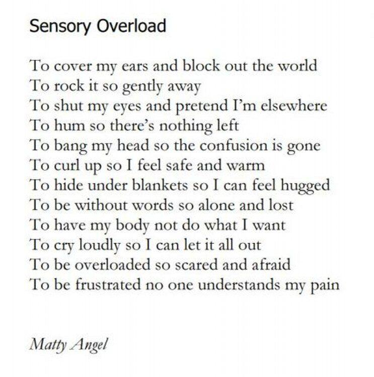 Autism Poems 2