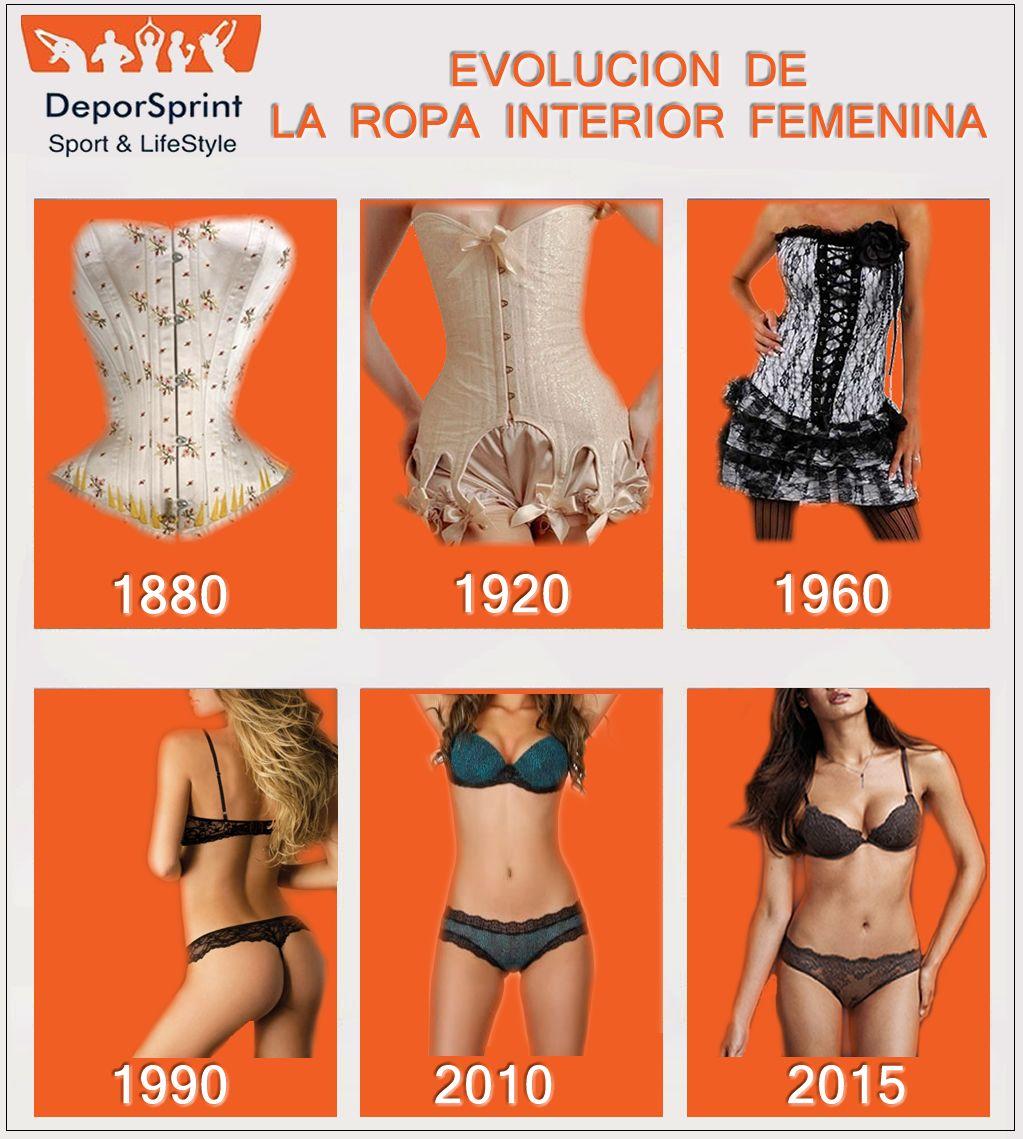 Compro Ropa Interior Femenina Usada Evolucion De La Ropa Interior Femenina Ropa Ropa Interior Femenina