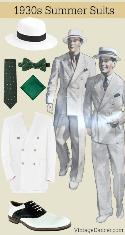 1930s Menswear Outfit Clothing Ideas Mens Fashion Classic