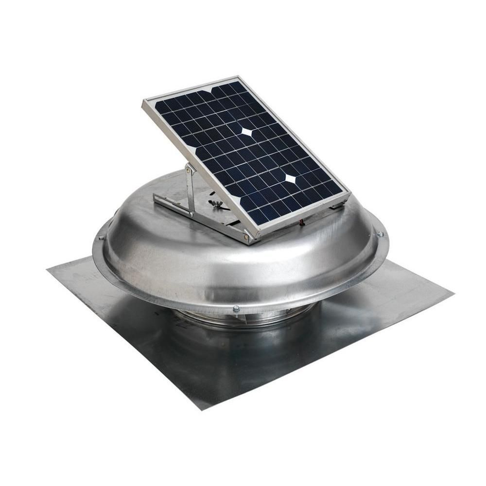 Mobile Solar Roof Exhaust Fan Best Solar Panels