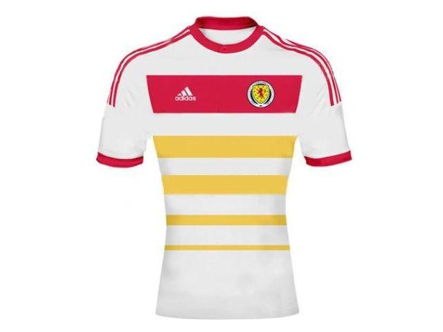 ff7651c587 Camisas da Escócia 2014-2015