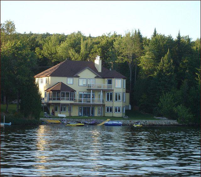 Beautiful Lake House | :: ☆ Beautiful Lake Houses