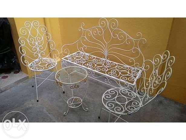 Mobiliário de Jardim em Ferro Campo De Ourique - imagem 2