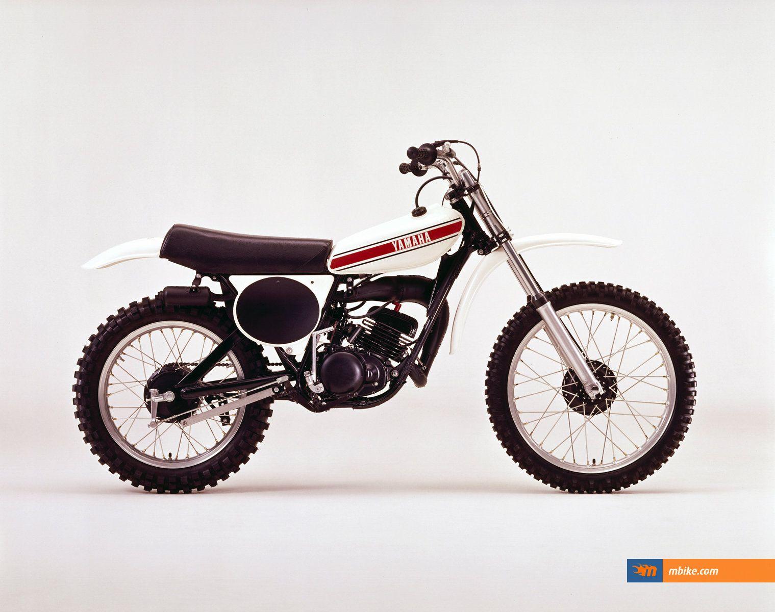 1975 Yamaha Yz 125 C Vintage Motocross Yamaha Cafe Racer Yamaha Yz 125