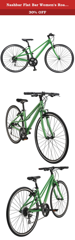 Nashbar Flat Bar Women S Road Bike 17 Inch Let Nashbar Put You