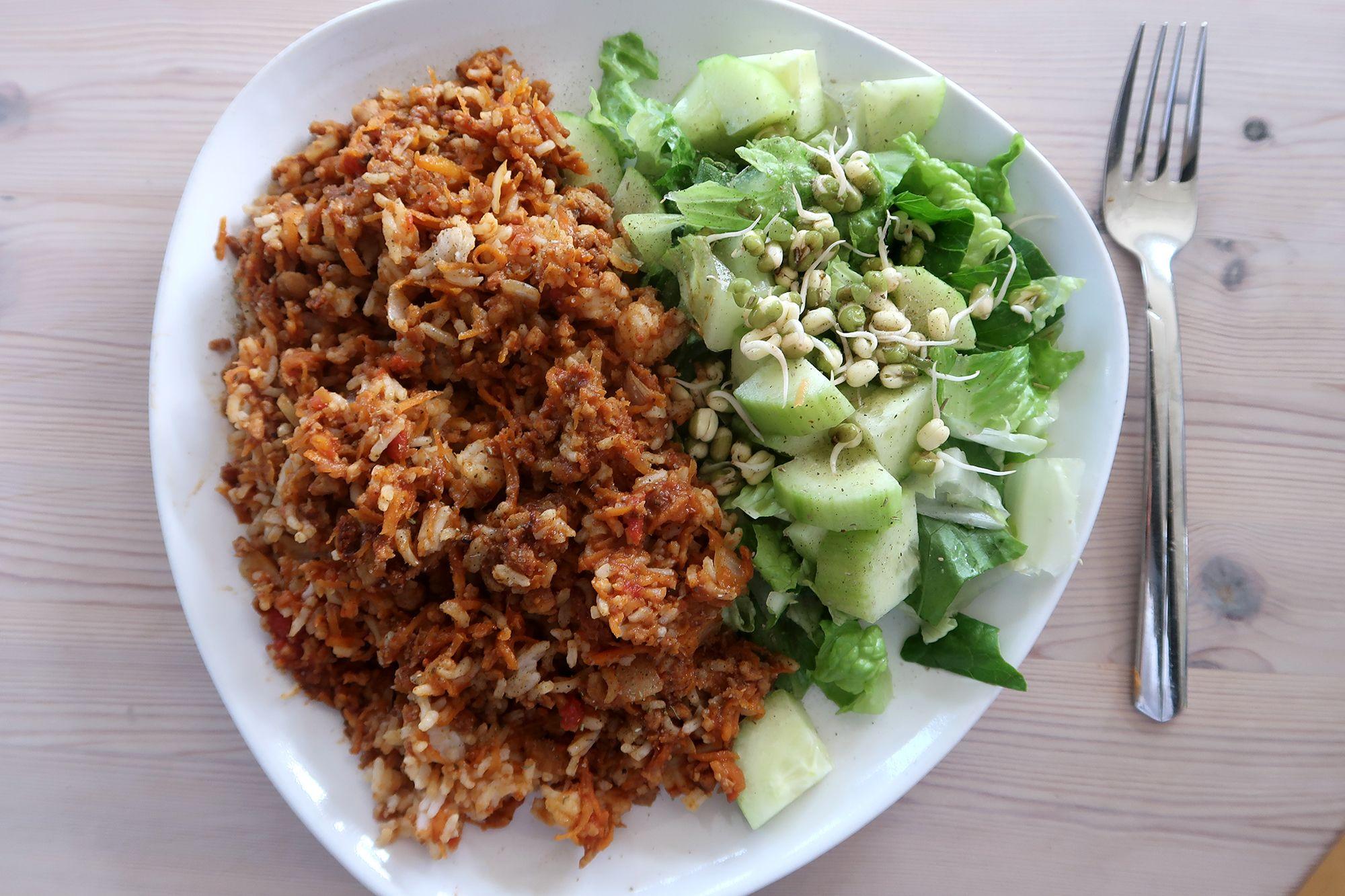 veganskt proteinpulver ida warg