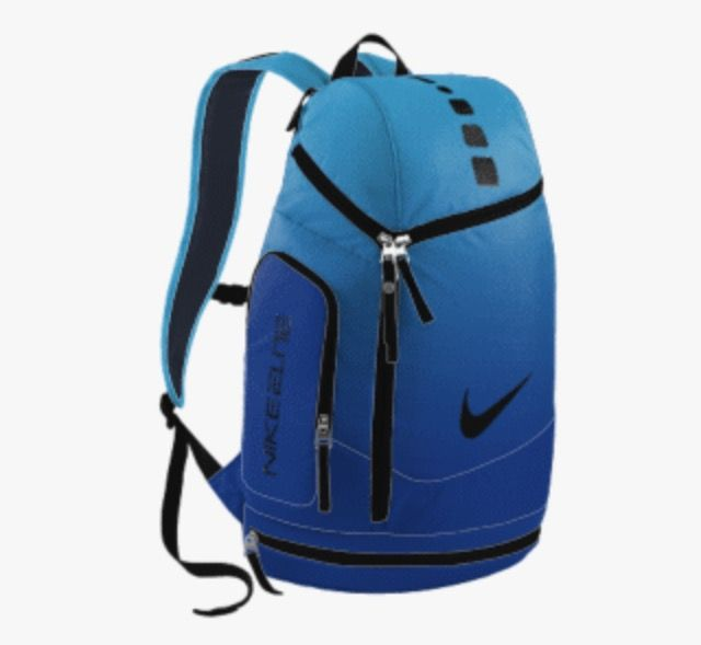 Blue ombre Nike air max sports backpack  81c5be5eb8d9c