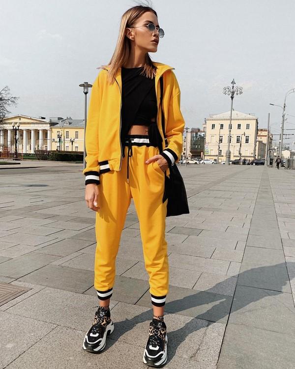 свитшот женский модный 2020