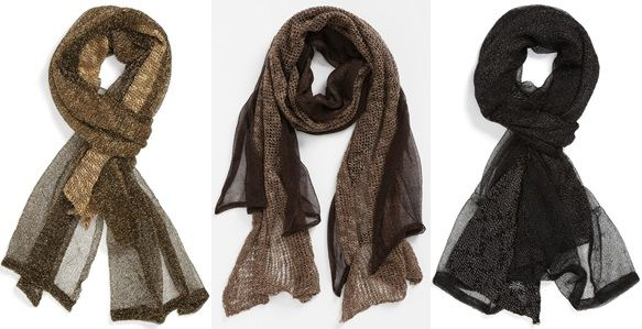 8 Easy-to-Wear Scarf Looks to Get You Through Fall in Style  nordstrom