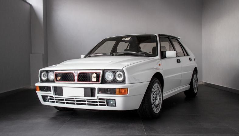 Lancia Integrale Evoluzione Lancia Delta Delta Car