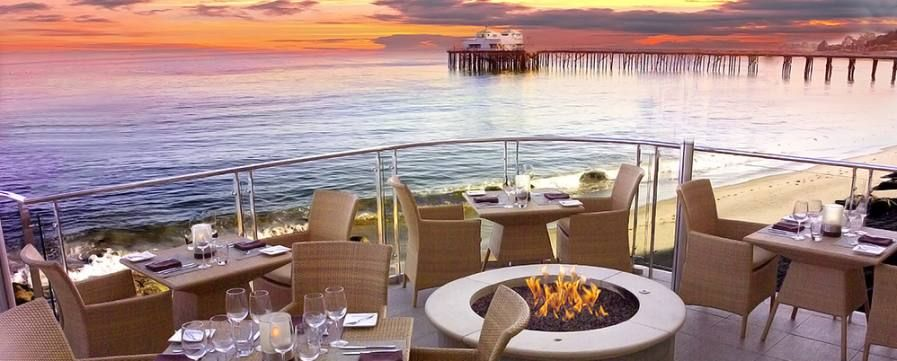 Malibu California Hotels Seaside Resort With Deluxe Amenities And Services Beach Inn