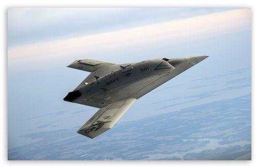 Northrop Grummans X-47B Pegasus wallpaper