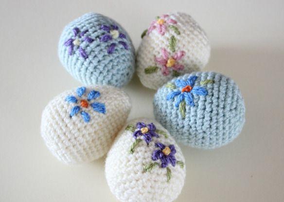 Amigurumi Easter Egg! Free Crochet Pattern. | Pinterest