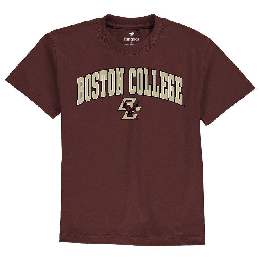 1e03fa98e08 Boston College Eagles Youth Campus T-Shirt - Maroon | Declan ...