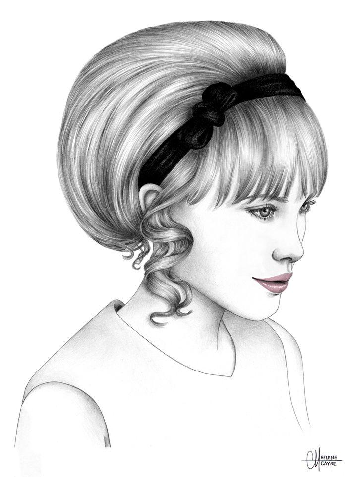 Catalogue coiffure AdéliParis x Babyliss | Illustration Details ...