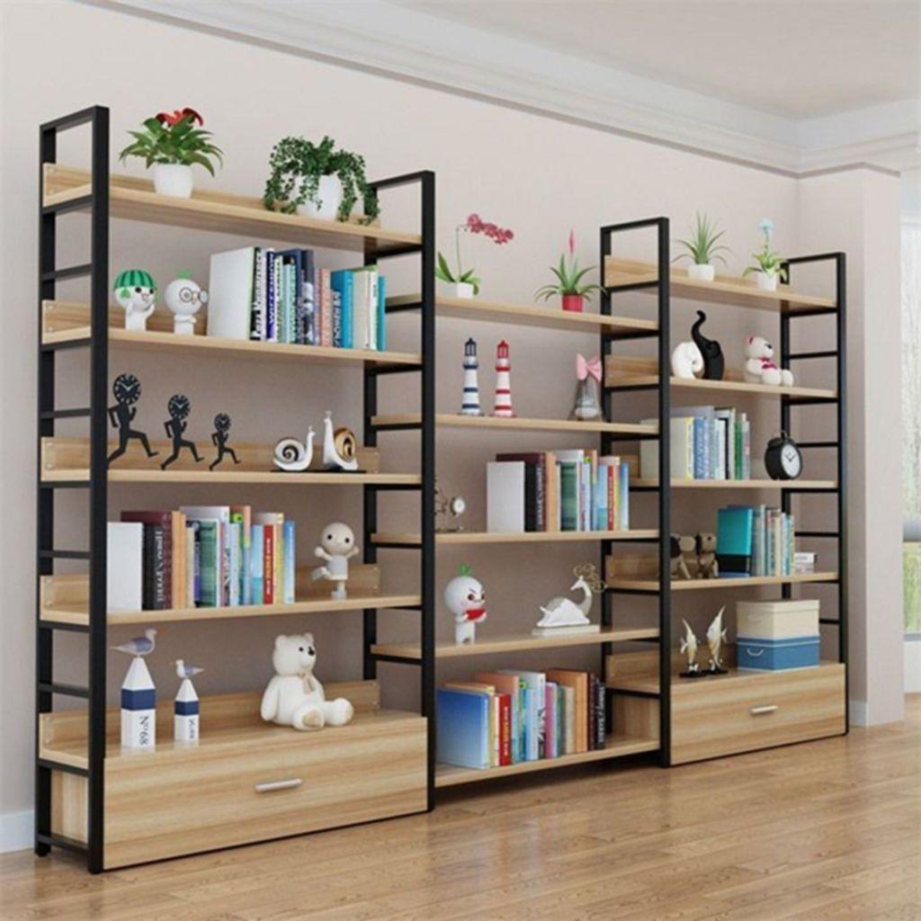 20 marvelous diy modern bookshelf organization and design