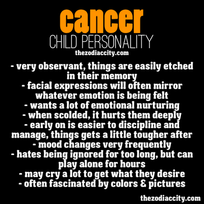 Astrology cancer dating cancer astrology personality