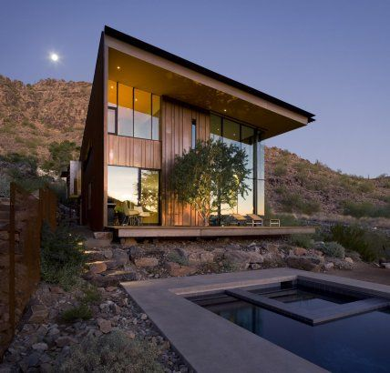 Jarson Residence by Will Bruder + PARTNERS (Phoenix, United States)