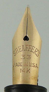Vintage Sheaffer Fountain Pens
