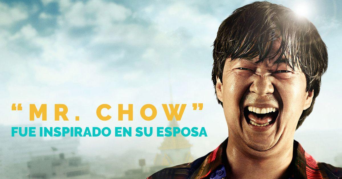 Mr Chow fue inspirado por su esposa @kenjeong #Kafecitos #TheHangover #MrChow #Movie #KenJeong
