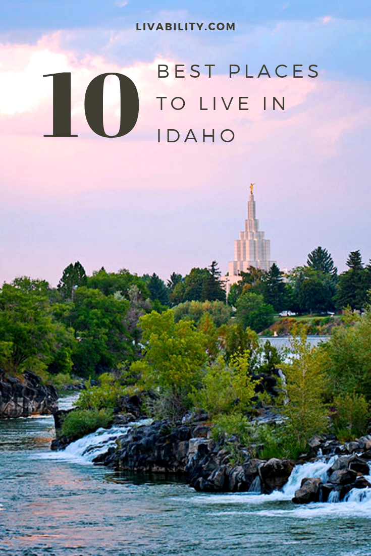 Best Places to Live in Idaho