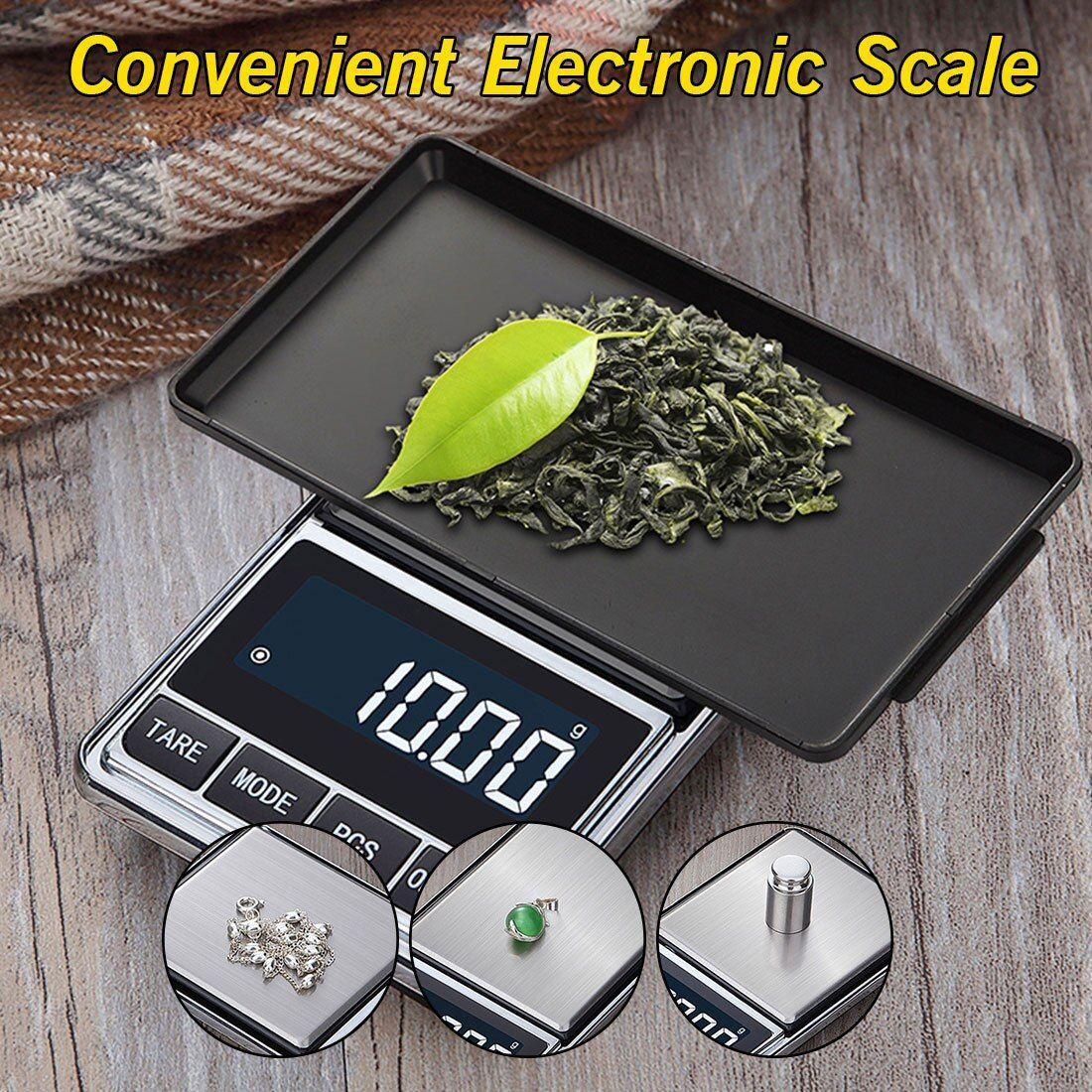 500g/100g x 0.01g Electronic Jewelry Scale Digital Pocket