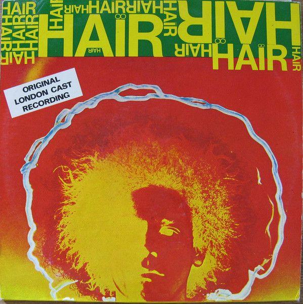 Various Hair Original Cast Recording Of London