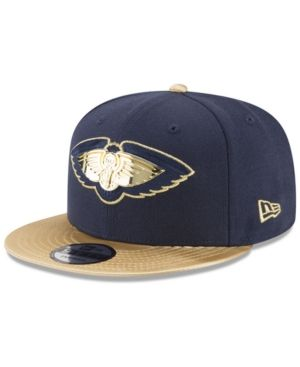 on sale b4d7c 55915 ... discount new era new orleans pelicans triple gold 9fifty snapback cap.  newera ed5af 556c1