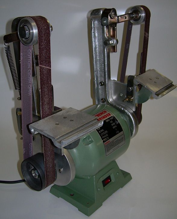 Twin 30 Quot Belt Sander Grinder Ideas For Future Tools In