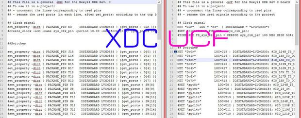How to Convert From UCF to XDC File (With images