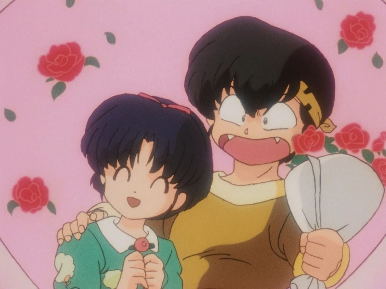 Letus watch stuff u ranma episode ryoga u akane gether