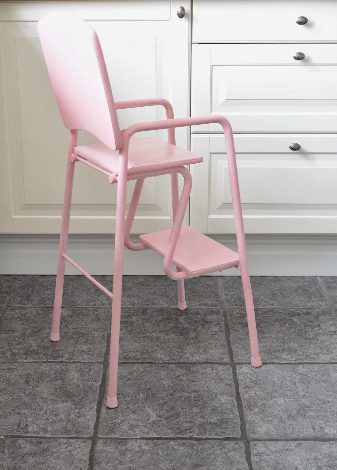 Retro- barnstol.