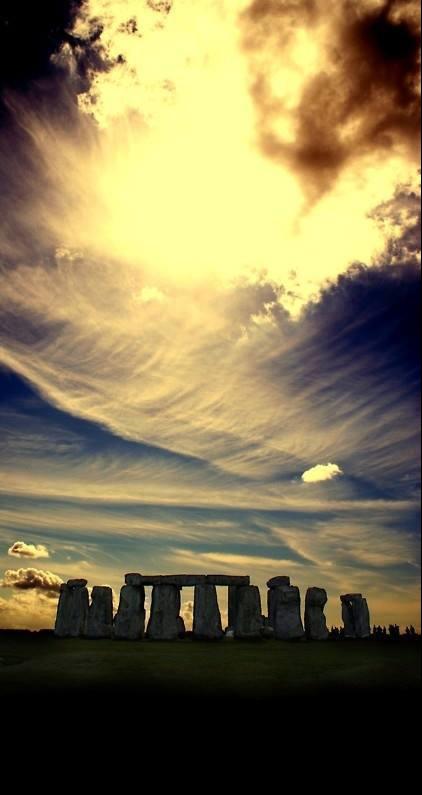 Stonehenge, England , from Iryna