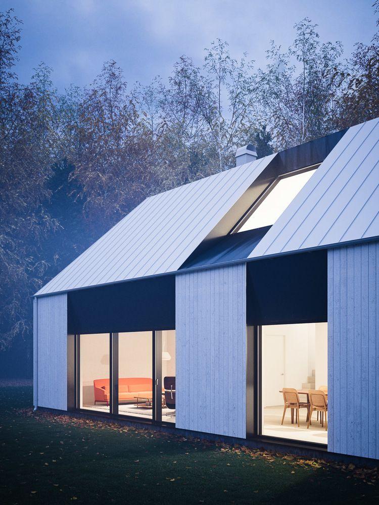 Corridor Roof Design: Pin By Johanna Nordin On Hagan