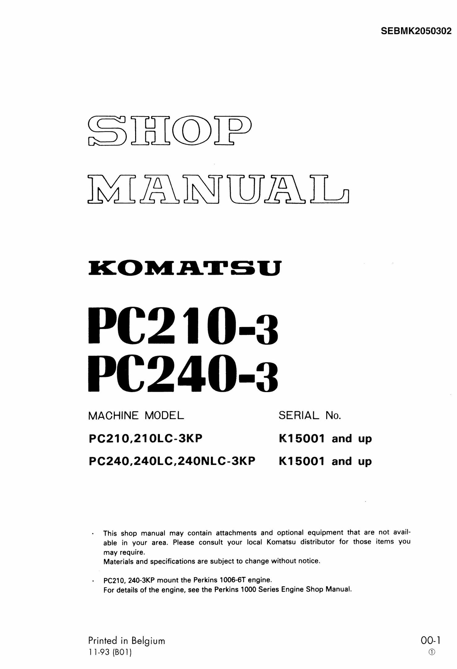Komatsu 45 forklift service manual ebook ebook tempower us array komatsu pc210 3kp pc240nlc 3kp excavator service shop manual rh pinterest com fandeluxe Image collections